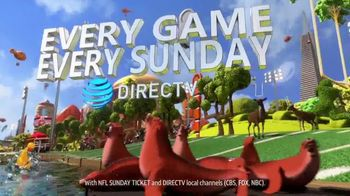 DIRECTV NFL Sunday Ticket TV Spot, 'Long Distance Relationships' Song by Motley Crue - Thumbnail 7