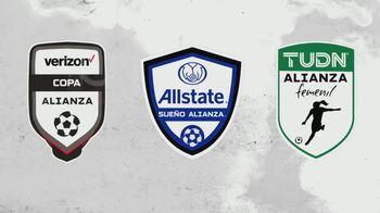 Alianza de Fútbol Hispano TV Spot, 'Alianza contigo' [Spanish] - Thumbnail 6