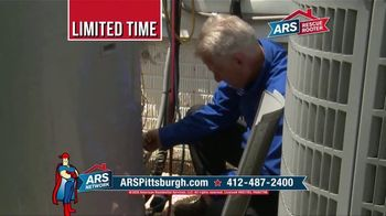 ARS Rescue Rooter TV Spot, 'New Heating and Cooling System' - Thumbnail 3