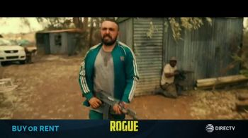 DIRECTV Cinema TV Spot, 'Rogue' Song by Robin Loxley, Grayson Voltaire, Emanuel Vo Williams - 23 commercial airings