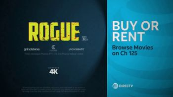 DIRECTV Cinema TV Spot, 'Rogue' Song by Robin Loxley, Grayson Voltaire, Emanuel Vo Williams - Thumbnail 10
