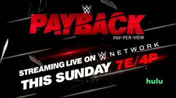 WWE Network TV Spot, '2020 Payback' - Thumbnail 8