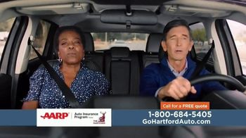 The Hartford AARP Auto Insurance Program TV Spot, 'Take a Ride: Switch & Save' Featuring Matt McCoy