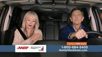 The Hartford AARP Auto Insurance Program TV Spot, 'Take a Ride: Switch & Save' Featuring Matt McCoy