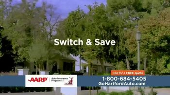 The Hartford AARP Auto Insurance Program TV Spot, 'Take a Ride: Switch & Save' Featuring Matt McCoy - Thumbnail 7