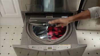 The Home Depot Labor Day Savings TV Spot, 'Cool Drinks & Homemade Treats: Samsung Laundry' - Thumbnail 4