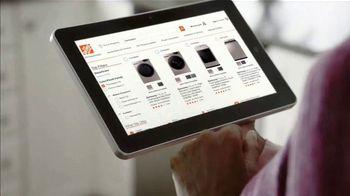 The Home Depot Labor Day Savings TV Spot, 'Cool Drinks & Homemade Treats: Samsung Laundry' - Thumbnail 5