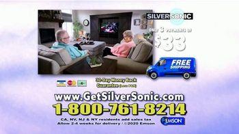 Silver Sonic TV Spot, 'Built-In Speaker' - Thumbnail 8