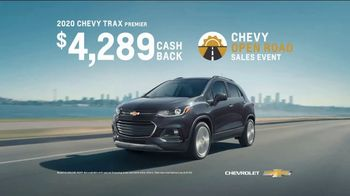 Chevrolet Open Road Sales Event TV Spot, 'Find New Roads, Again' [T2] - Thumbnail 7
