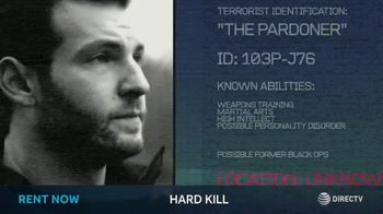 DIRECTV Cinema TV Spot, 'Hard Kill' - 43 commercial airings