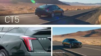 Cadillac TV Spot, 'Made for Summer: Fresh Lineup' Song by DJ Shadow, Run the Jewels [T2] - Thumbnail 2