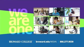 Broward College TV Spot, 'We Stand as One' - Thumbnail 7