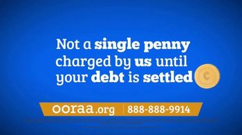 Ooraa Debt Relief Company TV Spot, 'Stop Collection Calls: Save 60%' - Thumbnail 6