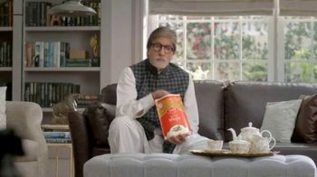 Bikaji TV Spot, 'Amitji Loves Bikaji: Bhujia' Featuring Amitabh Bachchan