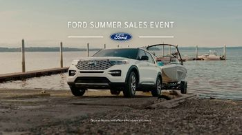 Ford Summer Sales Event TV Spot, 'Grab the Family' Song by Kygo, Whitney Houston [T2] - Thumbnail 2