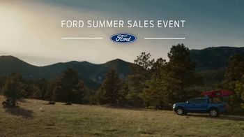 Ford Summer Sales Event TV Spot, 'Grab the Family' Song by Kygo, Whitney Houston [T2] - Thumbnail 7