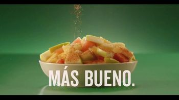 Tajín TV Spot, 'Bueno. Más Bueno' [Spanish]