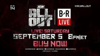 Bleacher Report Live TV Spot, 'AEW: All Out' - Thumbnail 9