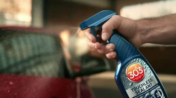 303 Touchless Sealant TV Spot, 'Protection and Shine'