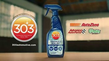 303 Touchless Sealant TV Spot, 'Protection and Shine' - Thumbnail 9
