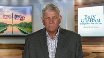 Billy Graham Evangelistic Association TV Spot, '2020 Washington Prayer March: Lincoln Memorial' - Thumbnail 2