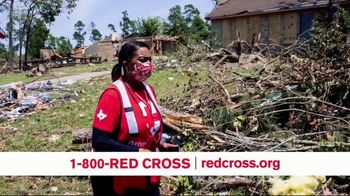 American Red Cross TV Spot, 'Red Cross is There'