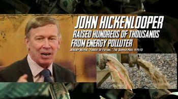 National Republican Senatorial Committee (NRSC) TV Spot, 'John Hickenlooper: Environment' - Thumbnail 1