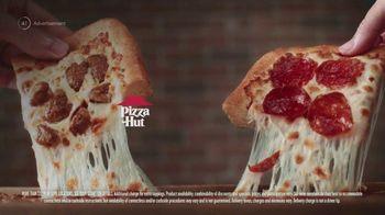 Pizza Hut Double It Box TV Spot, 'Feed the Whole Fam' - Thumbnail 10
