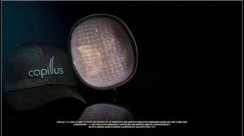 Capillus Laser Cap TV Spot, 'Treat Hair Loss at Home: $28 per Month' - Thumbnail 9