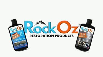 RockOz Restoration Products TV Spot, 'About to Get Easier'