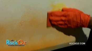 RockOz Restoration Products TV Spot, 'About to Get Easier' - Thumbnail 3