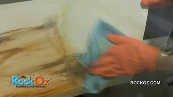 RockOz Restoration Products TV Spot, 'About to Get Easier' - Thumbnail 4