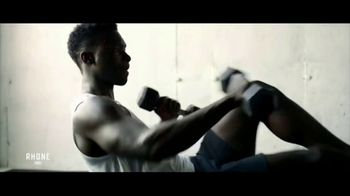 Rhone TV Spot, 'The Way Men Train' - Thumbnail 4