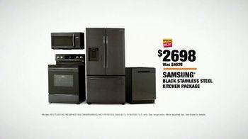 The Home Depot Labor Day Savings TV Spot, 'Cool Drinks & Homemade Treats: Samsung' - Thumbnail 9