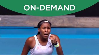 Tennis Channel Plus TV Spot, 'Western & Southern Open' - 57 commercial airings
