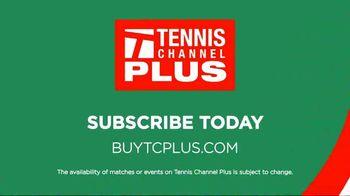 Tennis Channel Plus TV Spot, 'Western & Southern Open' - Thumbnail 10