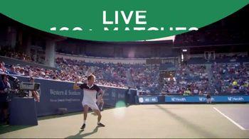 Tennis Channel Plus TV Spot, 'Western & Southern Open' - Thumbnail 5