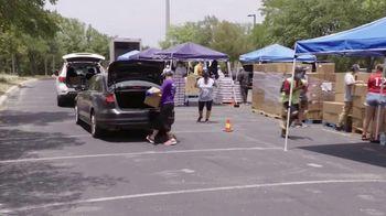 Wells Fargo TV Spot, 'Drive-Up Food Banks'