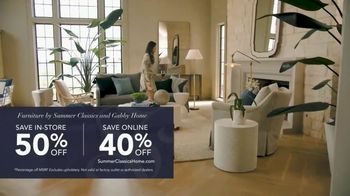Summer Classics Labor Day Sale TV Spot, 'Design Your Dream Home' - Thumbnail 5