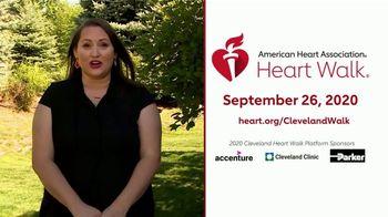 American Heart Association Heart Walk TV Spot, '2020 Cleveland: Walk Where Your Heart Is' - Thumbnail 7