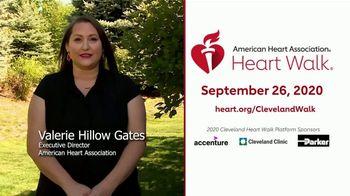 American Heart Association Heart Walk TV Spot, '2020 Cleveland: Walk Where Your Heart Is' - Thumbnail 3