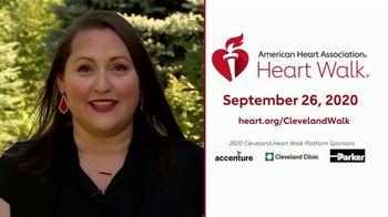 American Heart Association Heart Walk TV Spot, '2020 Cleveland: Walk Where Your Heart Is' - Thumbnail 5