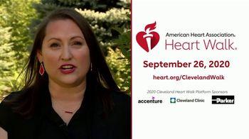 American Heart Association Heart Walk TV Spot, '2020 Cleveland: Walk Where Your Heart Is' - Thumbnail 6