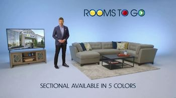 Rooms to Go Ultimate TV Package TV Spot, 'Labor Day: Perfect Time: Cocktail Table' Ft. Jesse Palmer - Thumbnail 2
