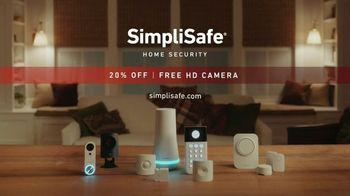 SimpliSafe TV Spot, 'Meet Robbert: 20% Off' - Thumbnail 7