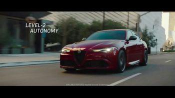 Alfa Romeo Summer of Speed Event TV Spot, 'Type A: Giulia' Featuring Alexander Skarsgård [T2] - Thumbnail 1