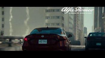 Alfa Romeo Summer of Speed Event TV Spot, 'Type A: Giulia' Featuring Alexander Skarsgård [T2] - Thumbnail 2