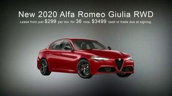 Alfa Romeo Summer of Speed Event TV Spot, 'Type A: Giulia' Featuring Alexander Skarsgård [T2] - Thumbnail 6