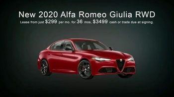 Alfa Romeo Summer of Speed Event TV Spot, 'Type A: Giulia' Featuring Alexander Skarsgård [T2] - Thumbnail 7