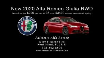 Alfa Romeo Summer of Speed Event TV Spot, 'Type A: Giulia' Featuring Alexander Skarsgård [T2] - Thumbnail 8